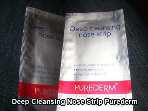 Resenha: Purederm Deep Cleansing Nose Strip