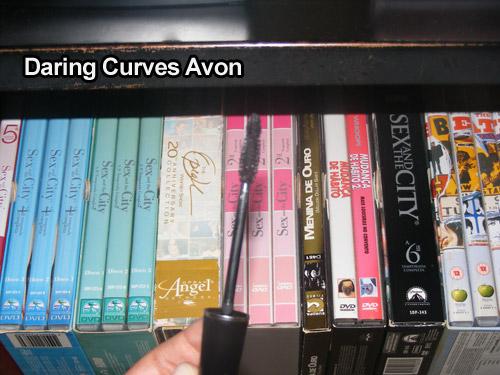 Resenha: Daring Curves Avon