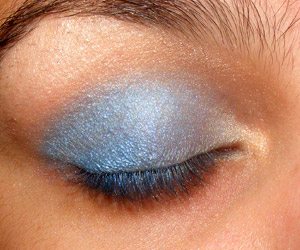 Tutorial: Look Azul Tricolor