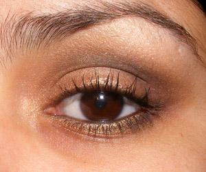 Tutorial: Look Lace 6 Warm Eyes MAC