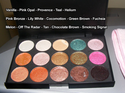 Prensando Pigmentos