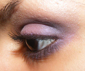 Tutorial: Pigmento Violet + Colour Focus 4Passion Lancôme