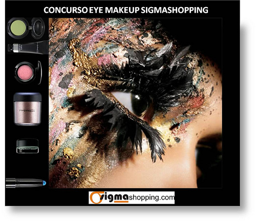 Lembrete: Concurso Eye Makeup SigmaShopping