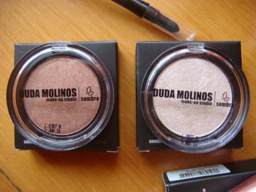 Impressões sobre alguns produtos Duda Molinos, por Priscila