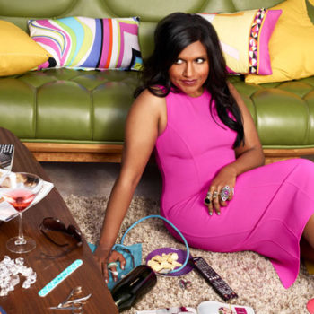 Não é make, mas é demais: The Mindy Project