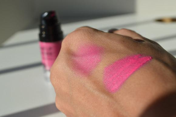 CGPU: Make Up For Ever HD Microfinish Blush #03