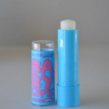 Resenha: Maybelline Baby Lips Moisturizing Lip Balm