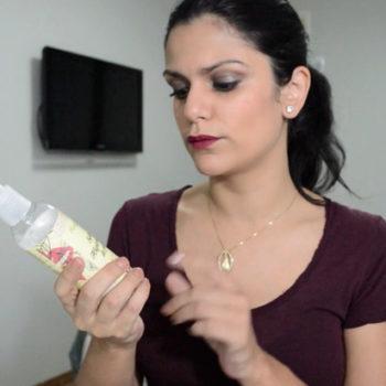 Vídeo: Demonstração da Solução Higienizadora de Pincéis