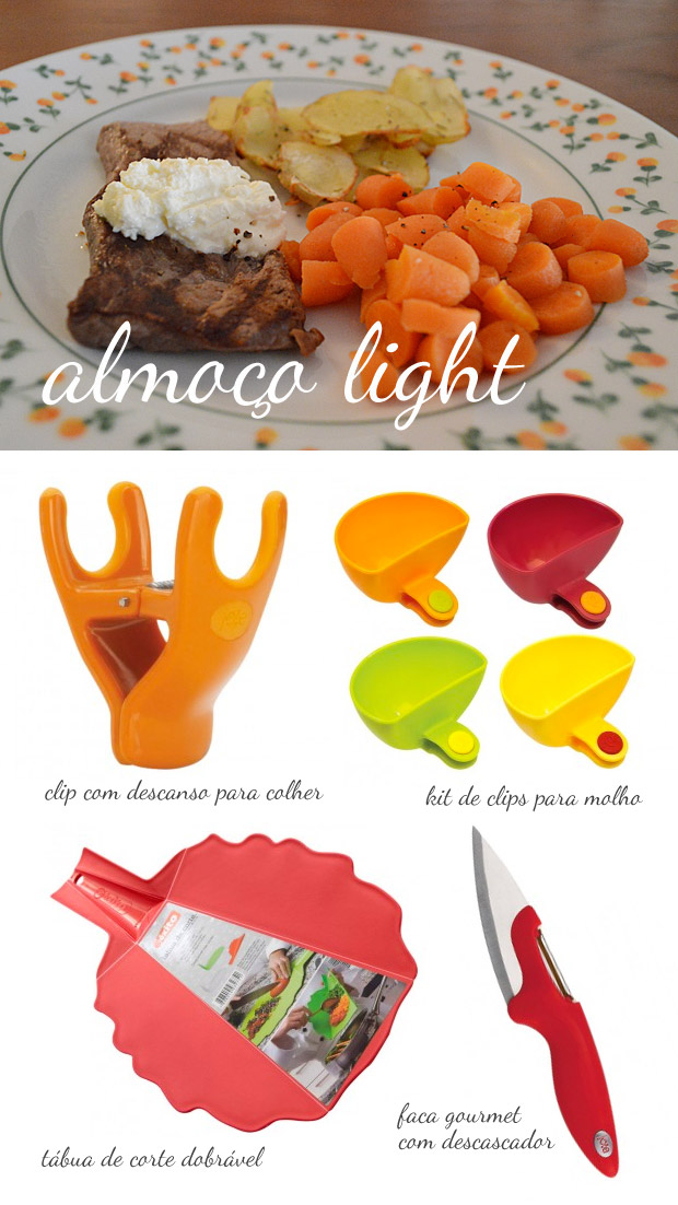 Sorteio: Kit Gourmet Conforto Online