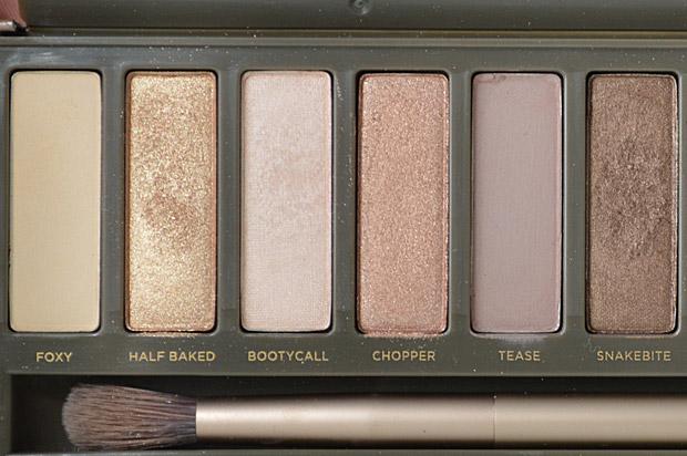 Sombras unitárias para substituir tons da Naked 2 Palette – Parte 2