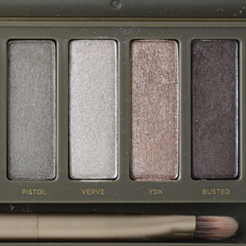 Sombras unitárias para substituir tons da Naked 2 Palette – Parte 1
