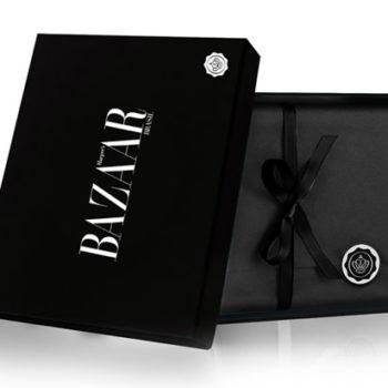 Resultado Sorteio GlossyBox by Harper's Bazaar
