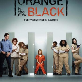 Não é make, mas é demais: Orange Is The New Black