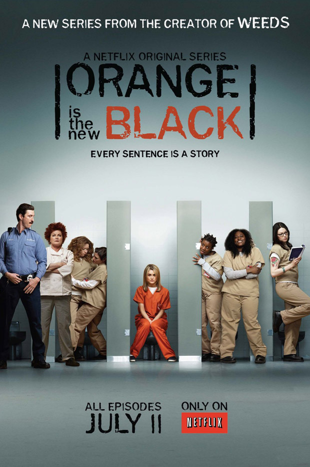 Não é make, mas é demais: Orange Is The New Black