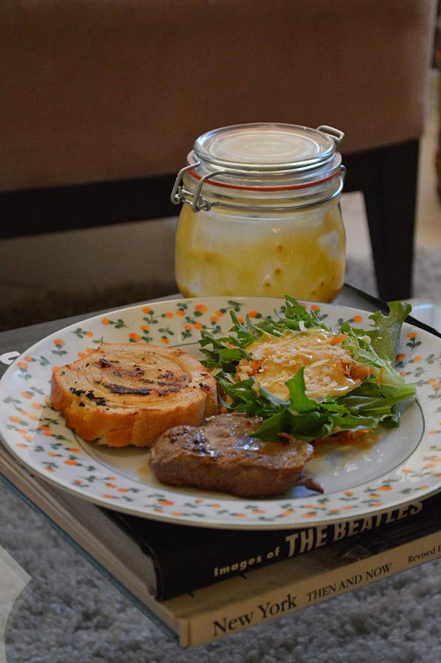 Cozinha Tosca de Marina: Molho de Mostarda e Mel