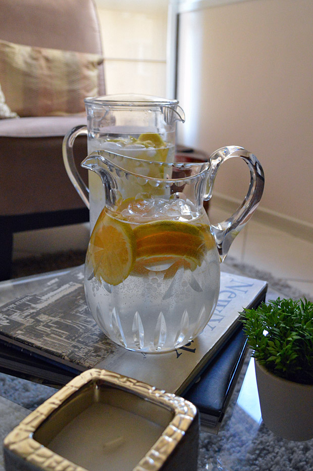 Cozinha Tosca de Marina: Água Aromatizada