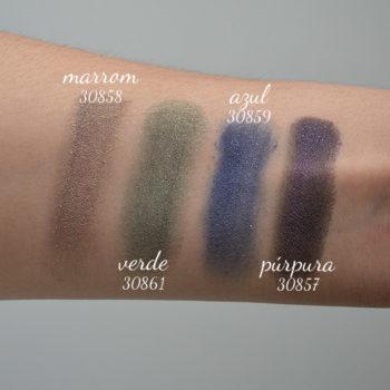 Resenha: Pigmentos HD Yes! Cosmetics