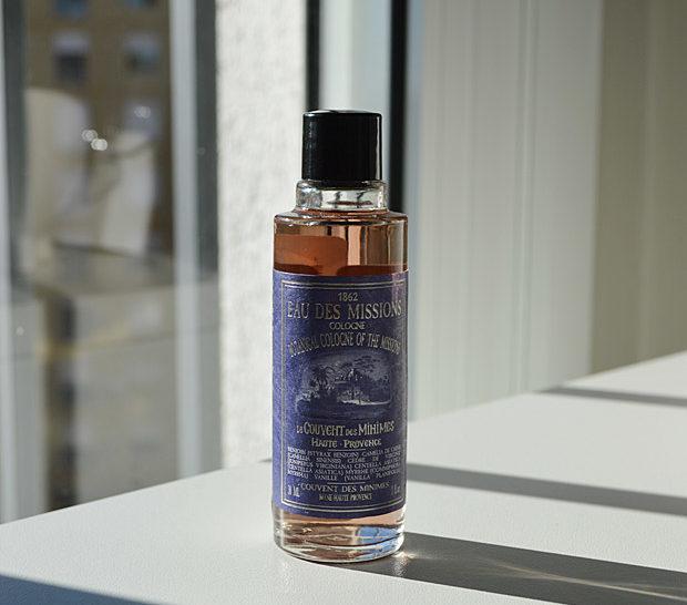 Perfume: Água de Colônia Eau des Missions de Le Couvent des Minimes