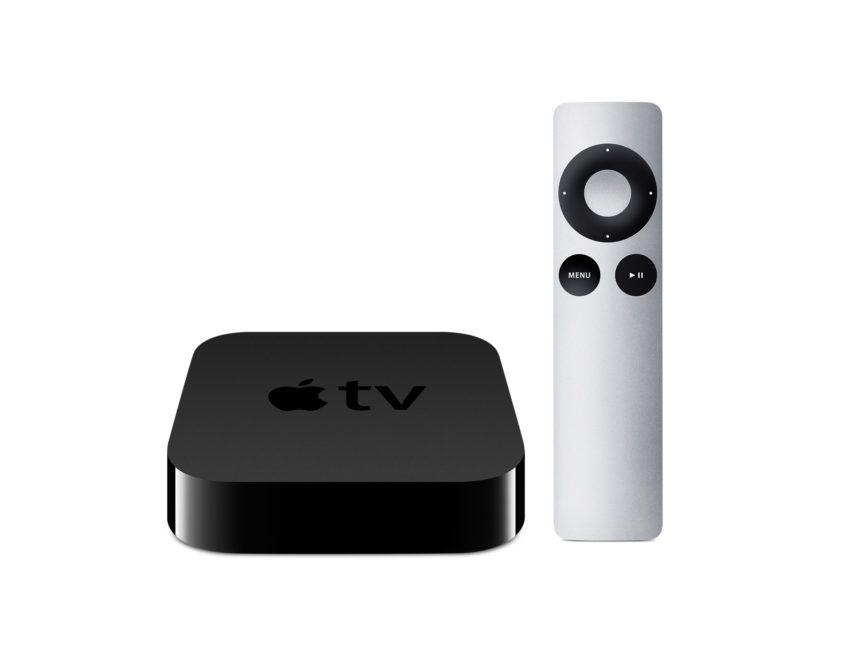 Não é make, mas é demais: Apple TV