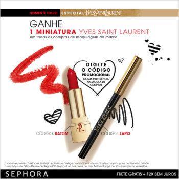 Especial Yves Saint Laurent *