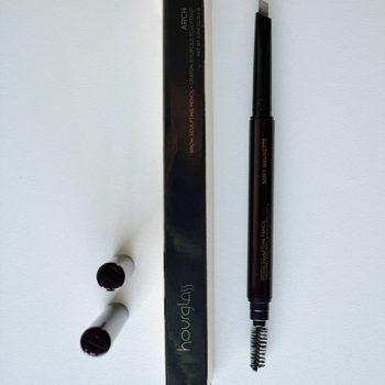 Resenha: Lápis de Sobrancelha Soft Brunette Arch Sculpting Brow Pencil Hourglass