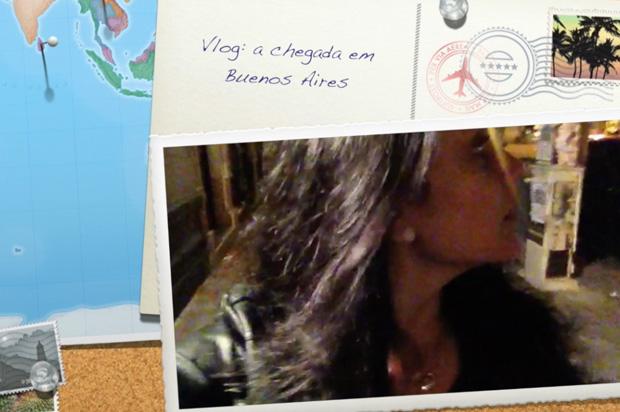 Vlog: Chegada em Buenos Aires