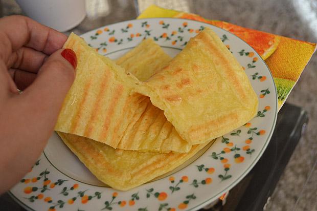"""Cozinha Tosca de Marina: Pão de Queijo Express """"Light"""""""