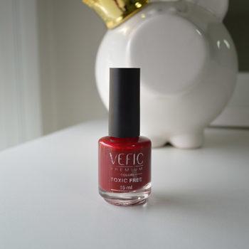 Quarta do Esmalte: Vefic Premium Colors V125