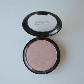 Amostrinhas: Iluminador Facial Yes! Cosmetics (Rosé e Champagne)