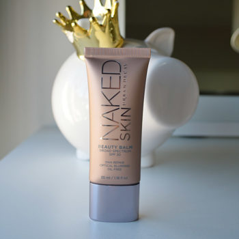 Resenha: Urban Decay Naked Skin Beauty Balm