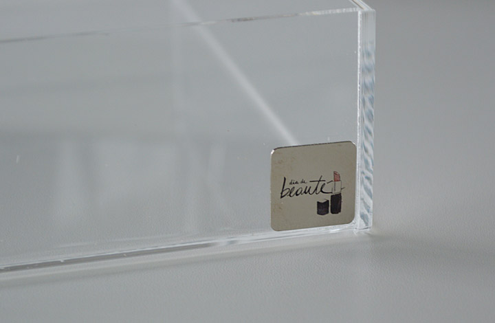 Organizadores de Acrílico Dia de Beauté + Home It