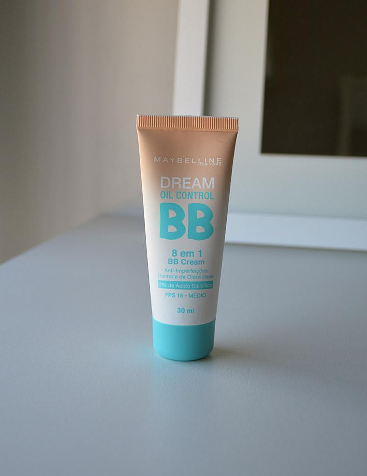 Resenha: Maybelline BB Cream Dream Oil Control