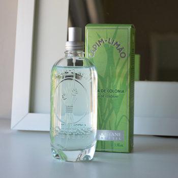 Perfume: Água de Colônia Capim-Limão L'Occitane au Brésil