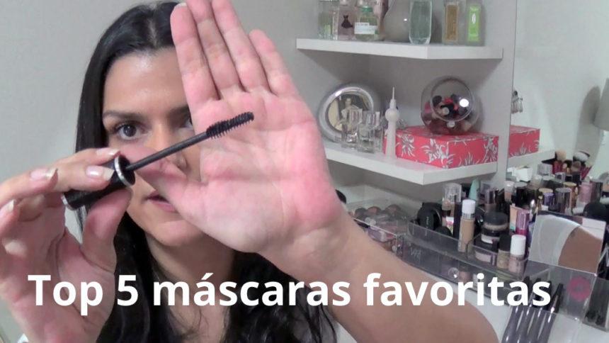 Vídeo: Top 5 Máscaras Favoritas