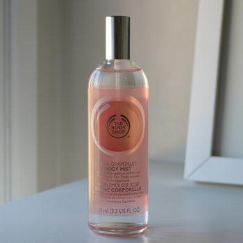 Perfume: The Body Shop Pink Grapefruit Body Mist