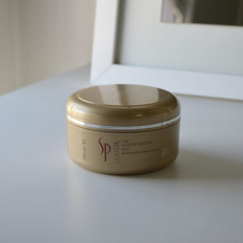Cabelo: Wella System Professional Luxe Oil Keratin Restore Mask