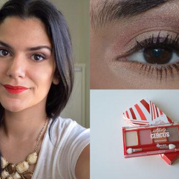 Tutorial: Maquiagem com a Palette Intense Circus