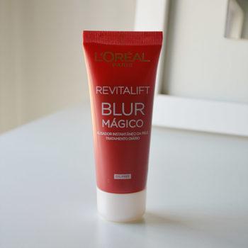 Produtos e Cuidados com a Pele: L'Oréal Revitalift Blur Mágico
