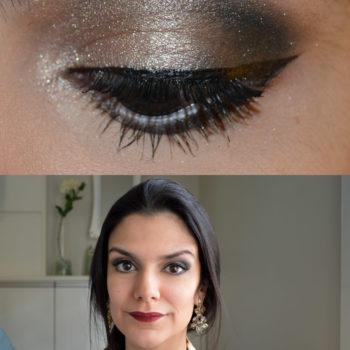 Tutorial: Maquiagem Cintilante com Pigmentos Baratinhos