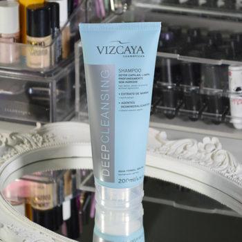 Cabelo: Shampoo Deep Cleansing Vizcaya