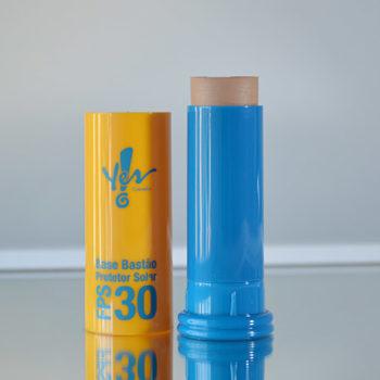 Resenha: Yes! Cosmetics Base Bastão Protetor Solar FPS 30