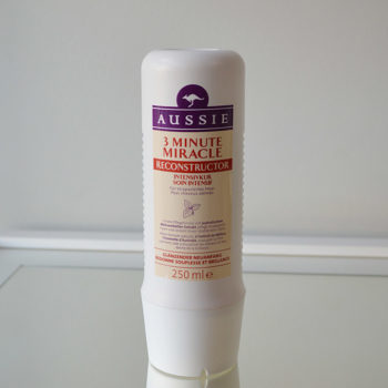 Cabelo: Aussie 3 Minute Miracle Reconstructor Deep Conditioner