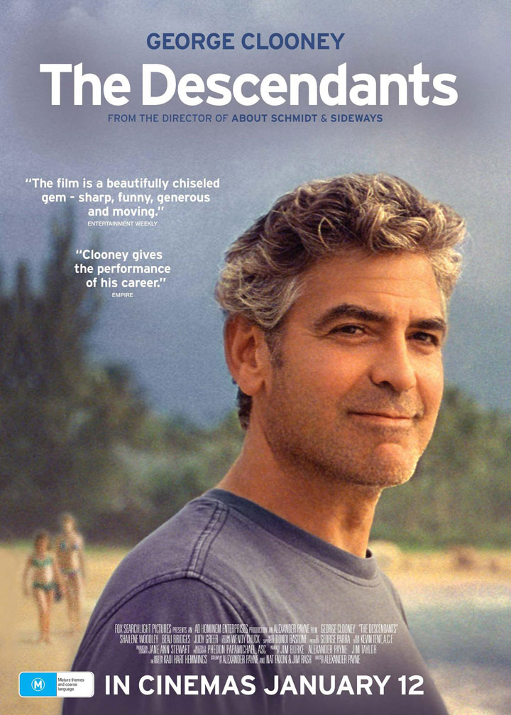 Ô, lá em casa… George Clooney