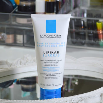 La Roche-Posay Lipikar Surgras Concentrated Shower-Cream Anti-Dryness