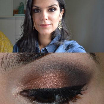 Tutorial: Maquiagem com a Palette Burgundy Times Nine da MAC