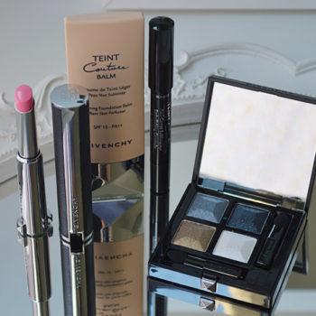 Primeiras Impressões Givenchy (Teint Couture Balm, Corretivo, Sombras e Batom) *