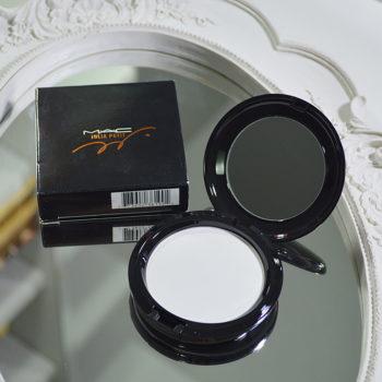 Resenha: MAC Prep + Prime Transparent Finishing Powder Pressed