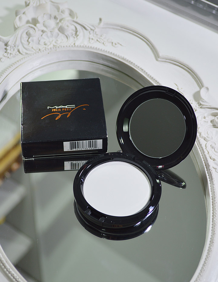 Resenha: MAC Prep + Prime Transparent Finishing Powder Pressed