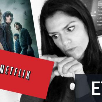 Netflix com o Marinão: The 100