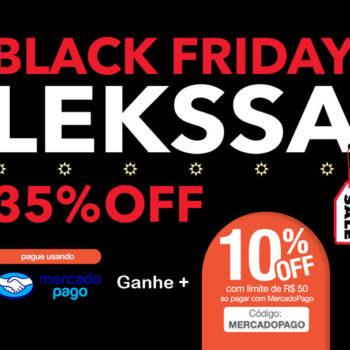 Publi: Até 35% OFF Black Friday Lekssa